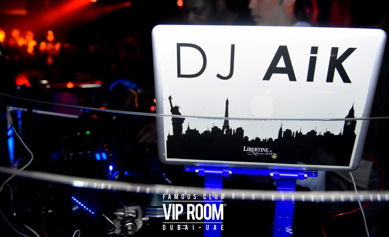 DJ AIK| VIP ROOM 7